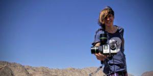 Der digitale Nomade Jannis Riebschlaeger in Ägypten