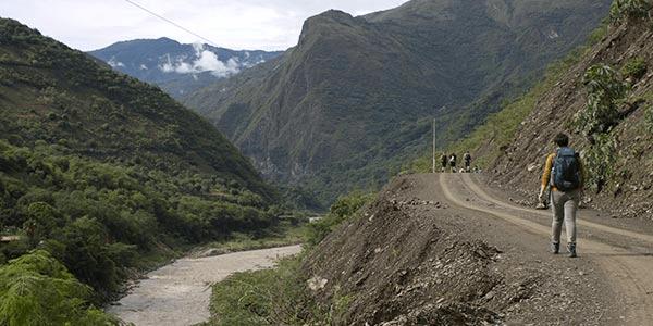 In Peru als Backpacker unterwegs