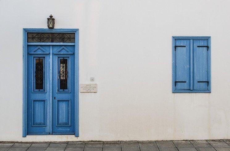 Fassade, Zypern