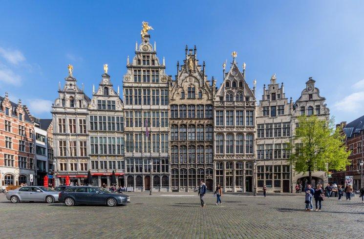 Auslandsjobs in Belgien