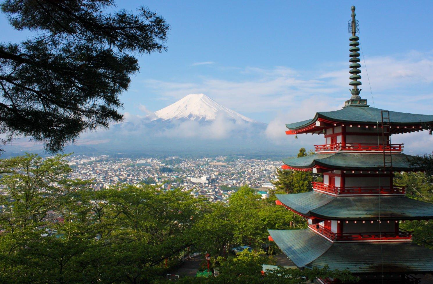 Jobsuche & Arbeiten in Japan