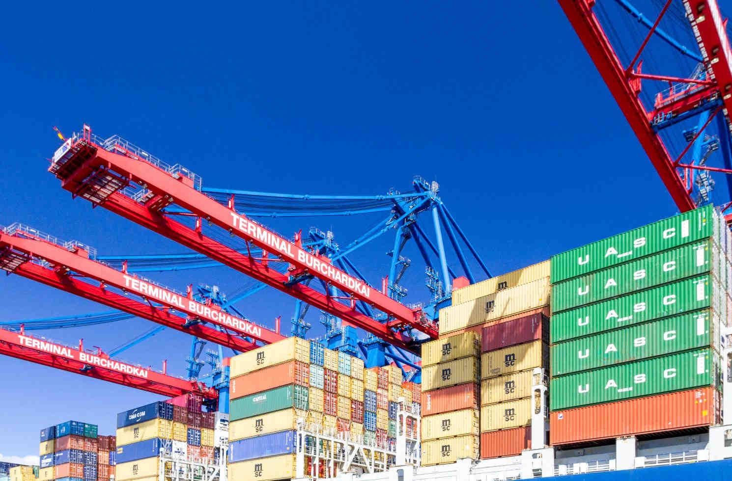 Auslandsjobs im Bereich Transport & Logistik
