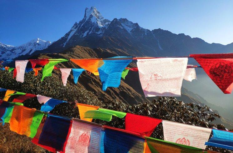 Arbeiten und Leben in Nepal