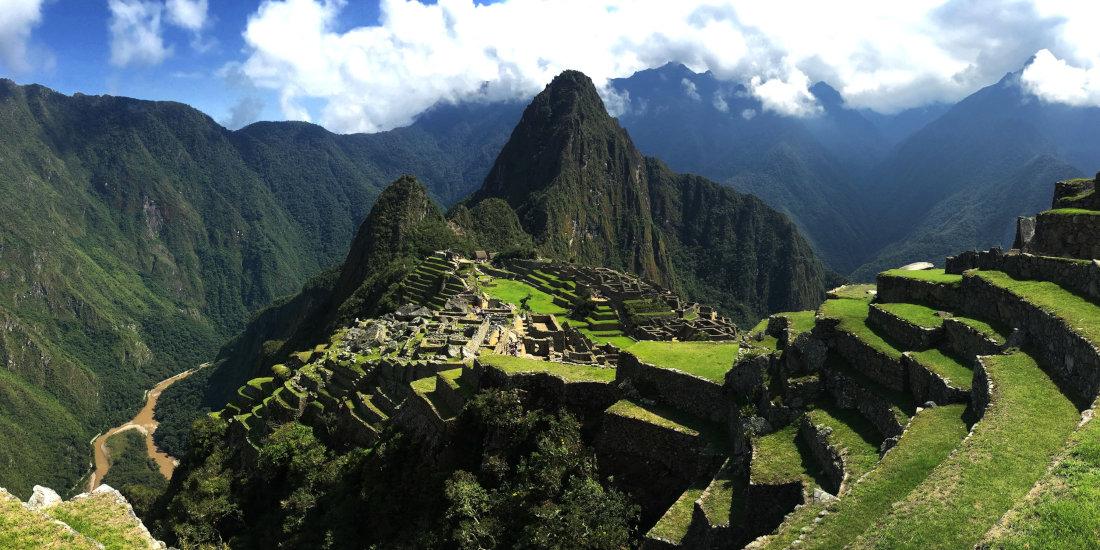 Auslandsjob Südamerika