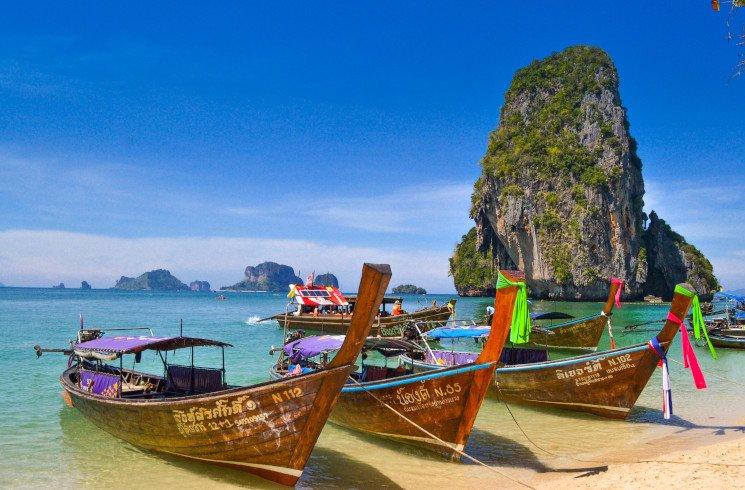 Leben und arbeiten in Thailand