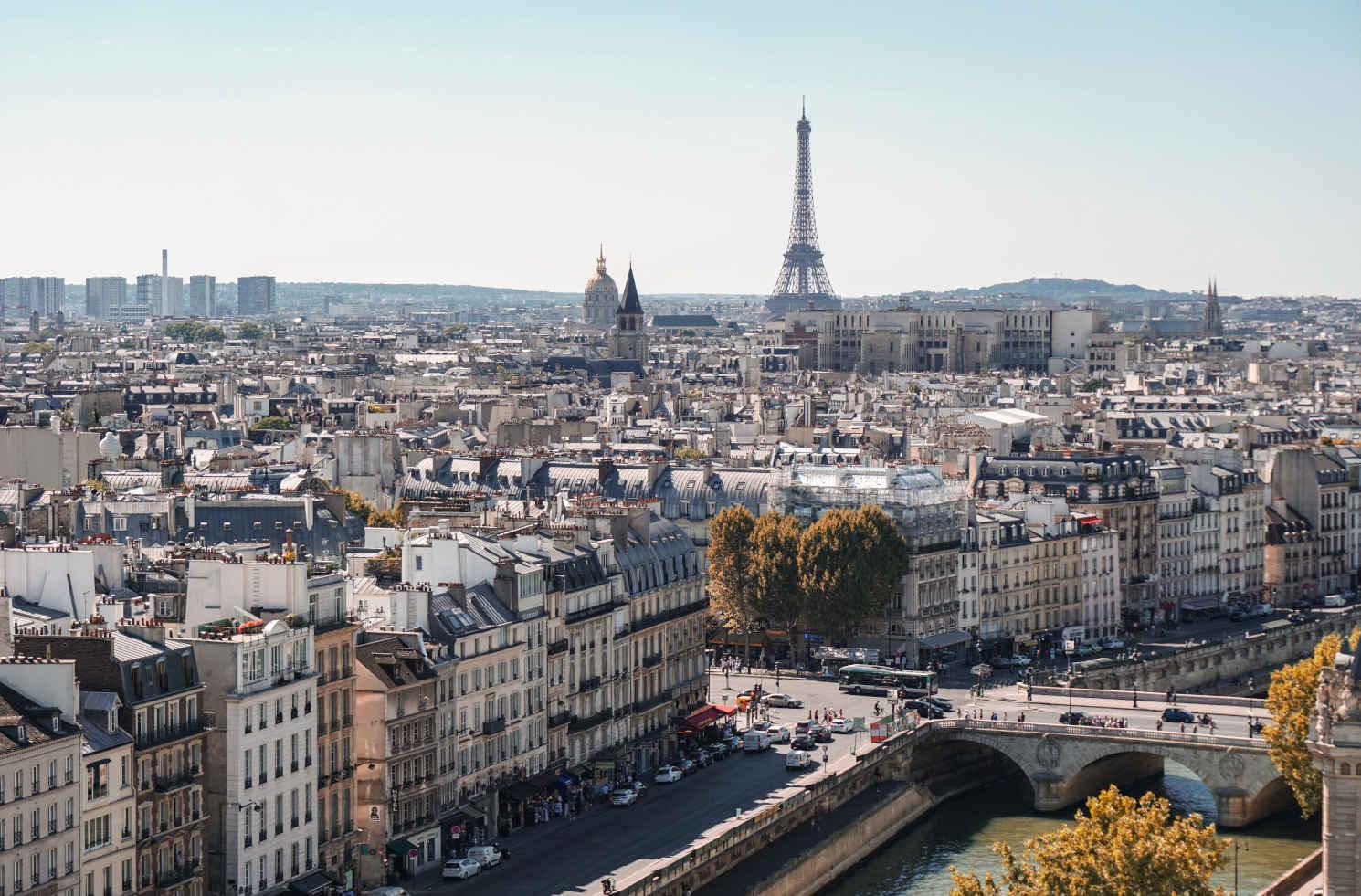 Arbeiten in Paris
