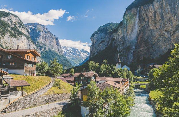 Leben & Arbeiten in der Schweiz