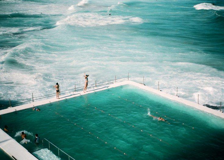 Schwimmen in Sydney