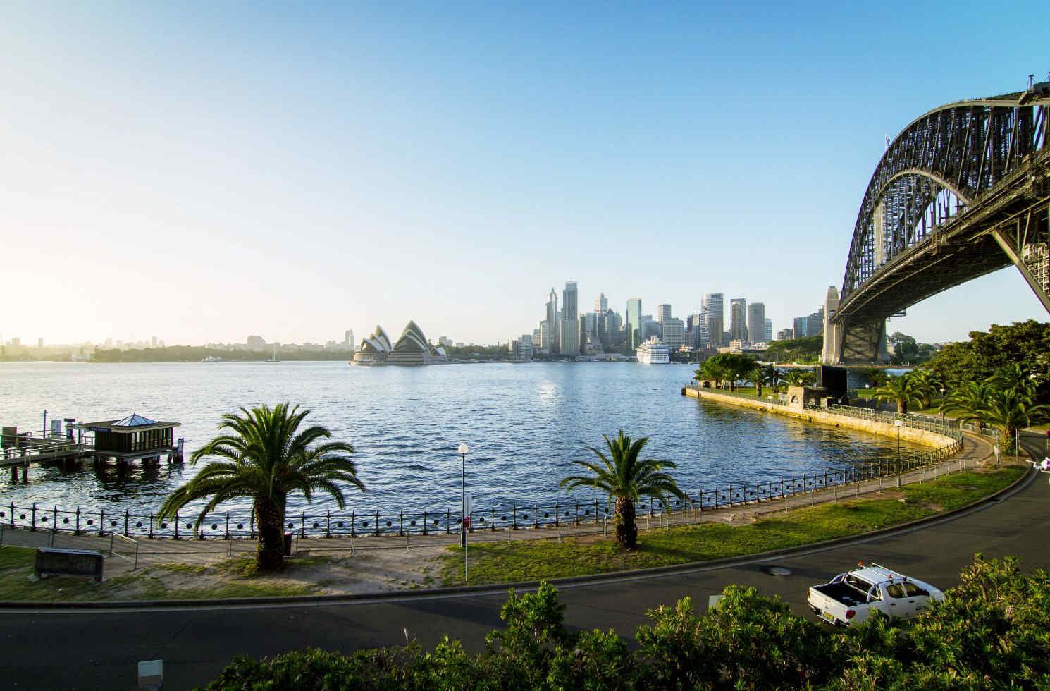 Arrival Starter Paket für Australien in Syndey