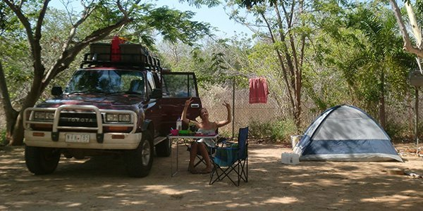 Camping- & Zeltplatz in Australien