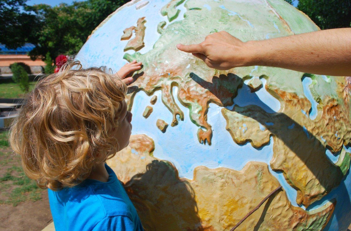 Auswandern mit Kindern: Wie geht das?