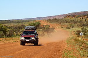 Backpacking in Australien - Ein Trip durchs Outback