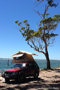 Backpacking in Australien - das passende Auto!