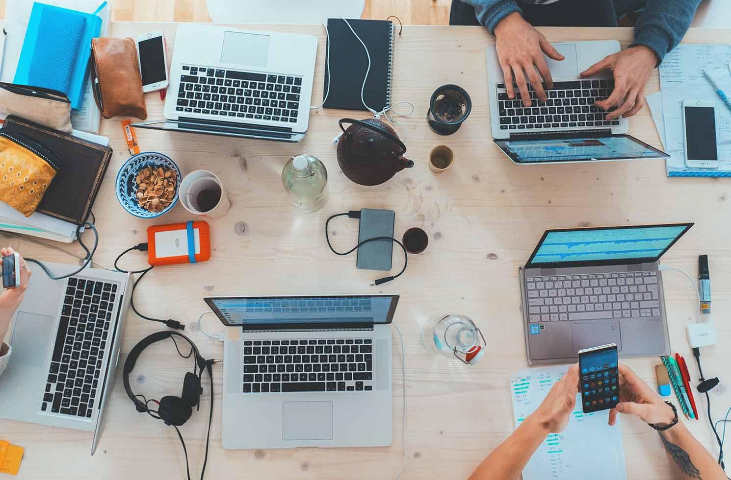 Auslandsjobs im Bereich Digitales