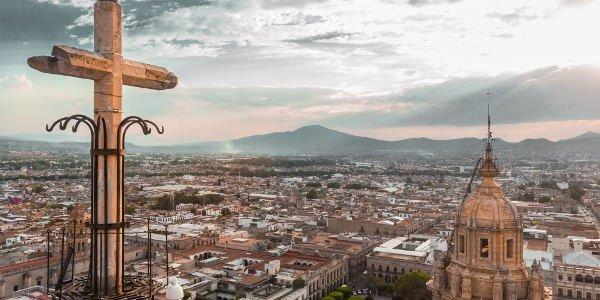 Faszinierende Städte in Mexiko