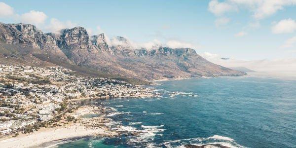Lasse dich von der Küste Kapstadts verzaubern