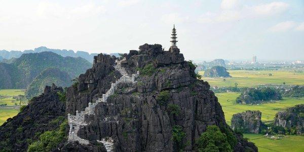 Atemberaubende Natur und Kulturstätten in Vietnam