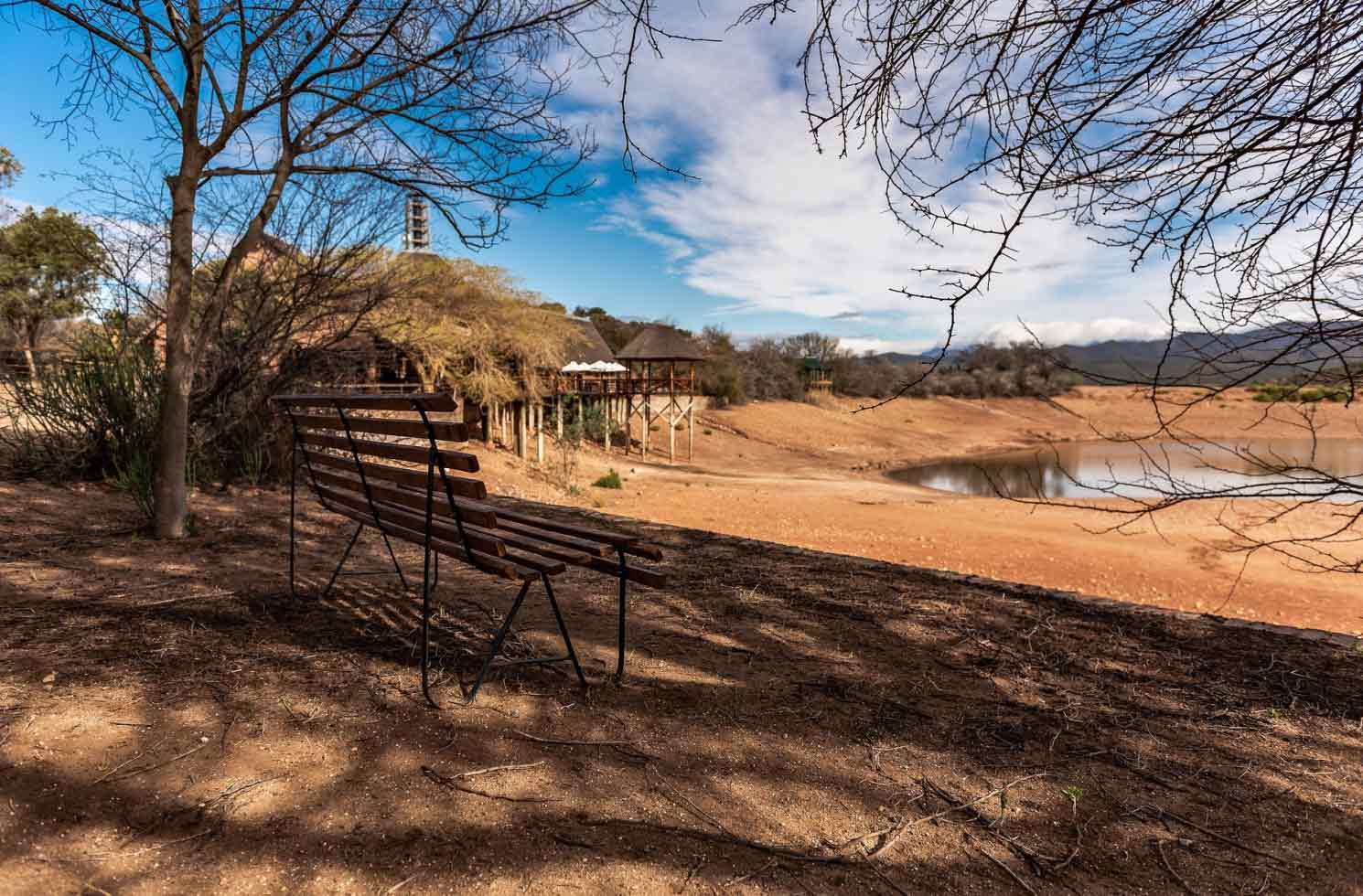 Farm bzw. Lodge in Südafrika