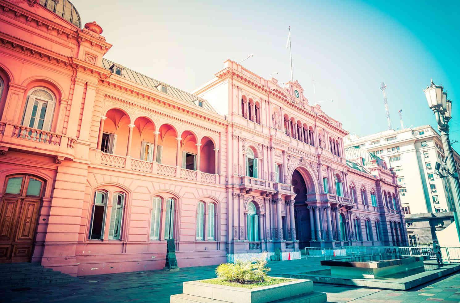 Cidade Autônoma de Buenos Aires in Argentinien