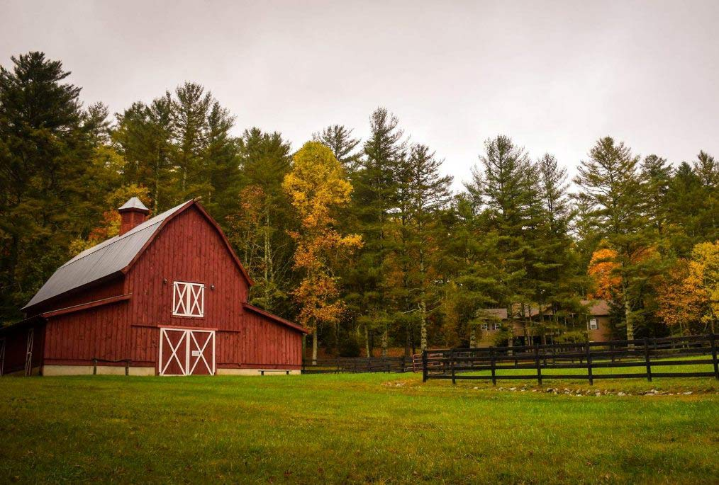 Farm in Nordamerika