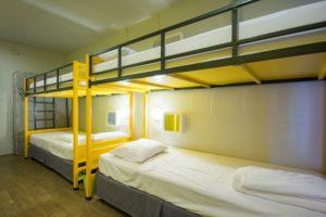 Eine günstige Unterkunft im Ausland - das Backpacker-Hostel