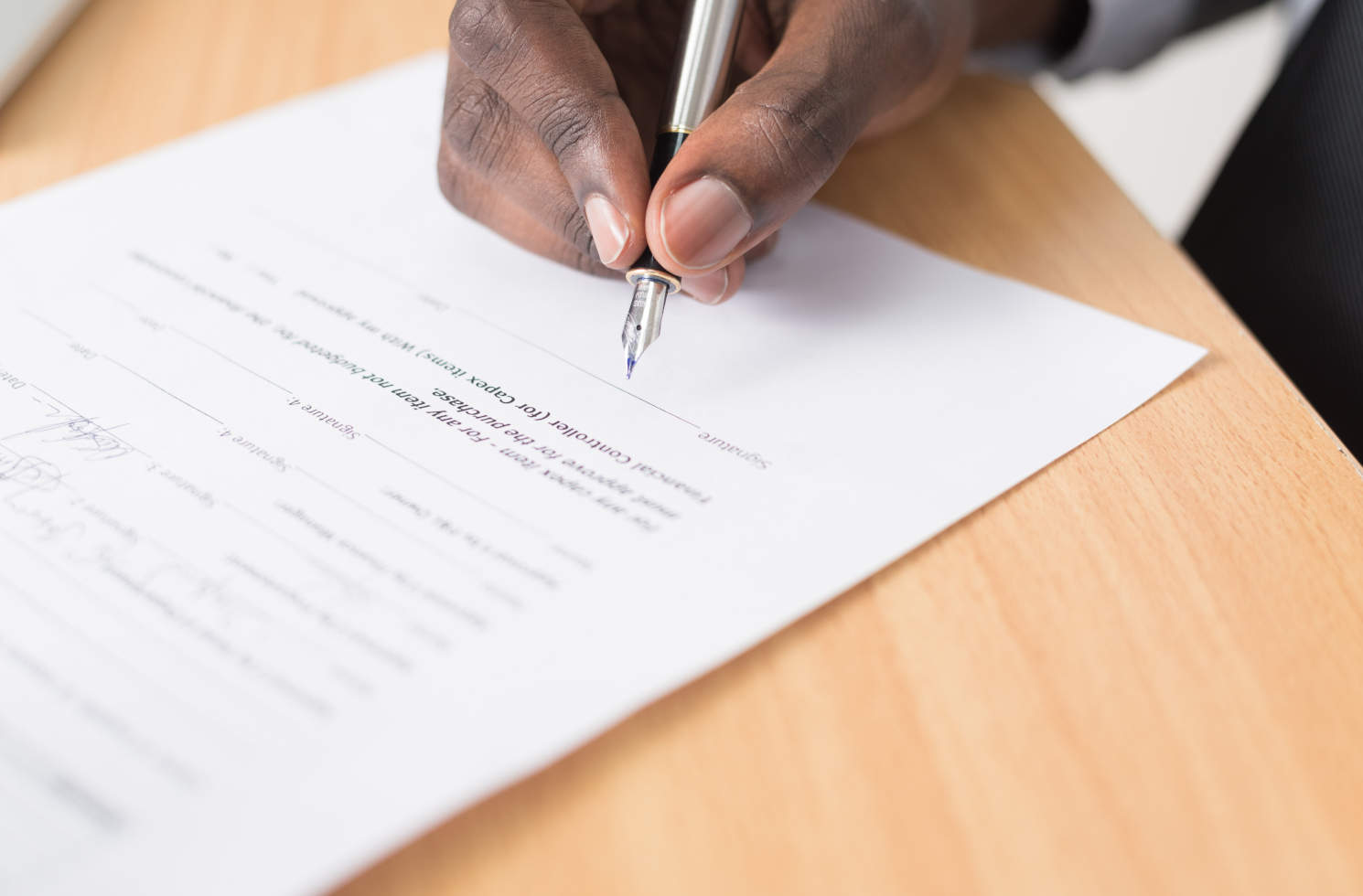 Schritt 15: Der Arbeitsvertrag für einen Auslandsjob