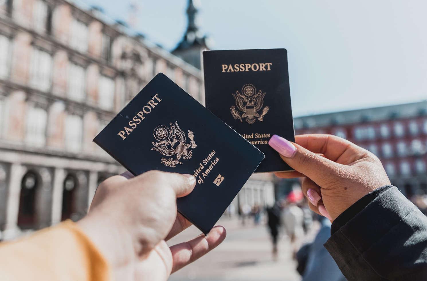 Schritt 6: Visum für den Auslandsjob & Abmeldung aus Deutschland