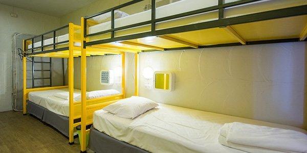 Hostel | Unterkunft für Work & Travel