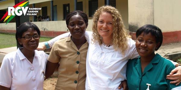 Praktikum in Ghana im Bereich Physiotherapie
