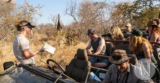 Field Guide Kurs in Südafrika