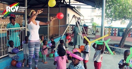 Praktikum in Tansania in einer Schule