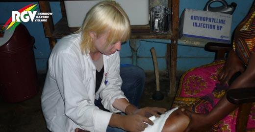 Praktikum in Tansania im Bereich Medizin