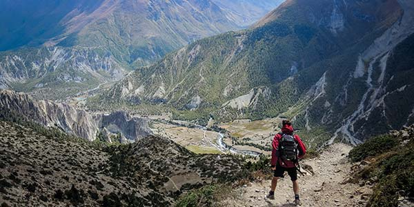 Trekking in Nepal | Backpacking in Nepal