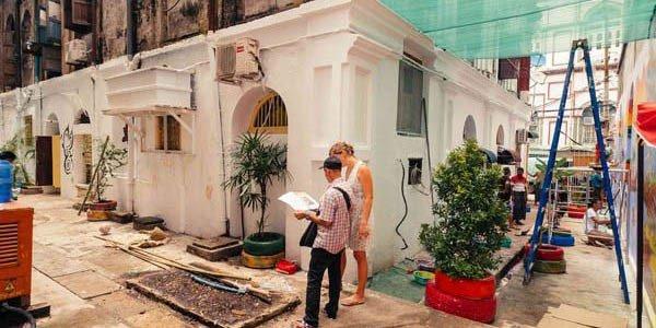 Myanmar: Praktikum im Bereich Stadtentwicklung & Restaurierung