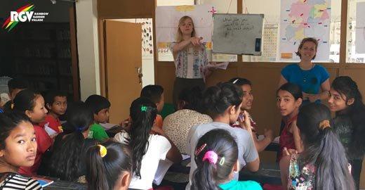 Praktikum in Sri Lanka im Bereich Lehramt (Unterrichten)