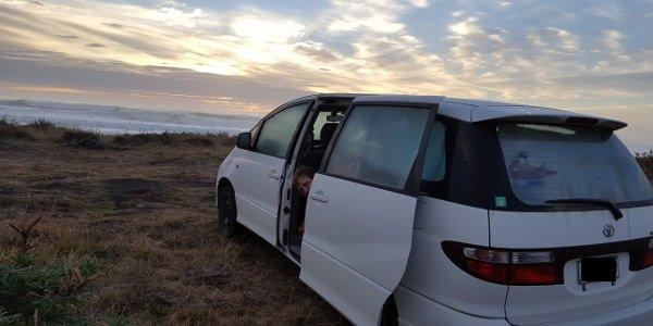 Auto oder Campervan in Neuseeland kaufen