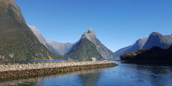 Milford Sound | Work and Travel Neuseeland