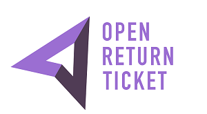Open Return Ticket für Work & Travel