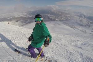 Skilehrerin Japan als Work and Travel