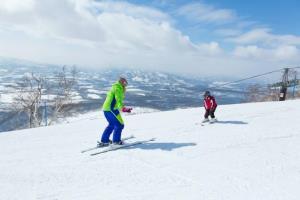 Skiunterricht Japan als Work & Traveler
