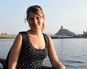 Autorin Julia Schneider