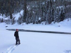 kanada julian meier blue-river schneewanderung