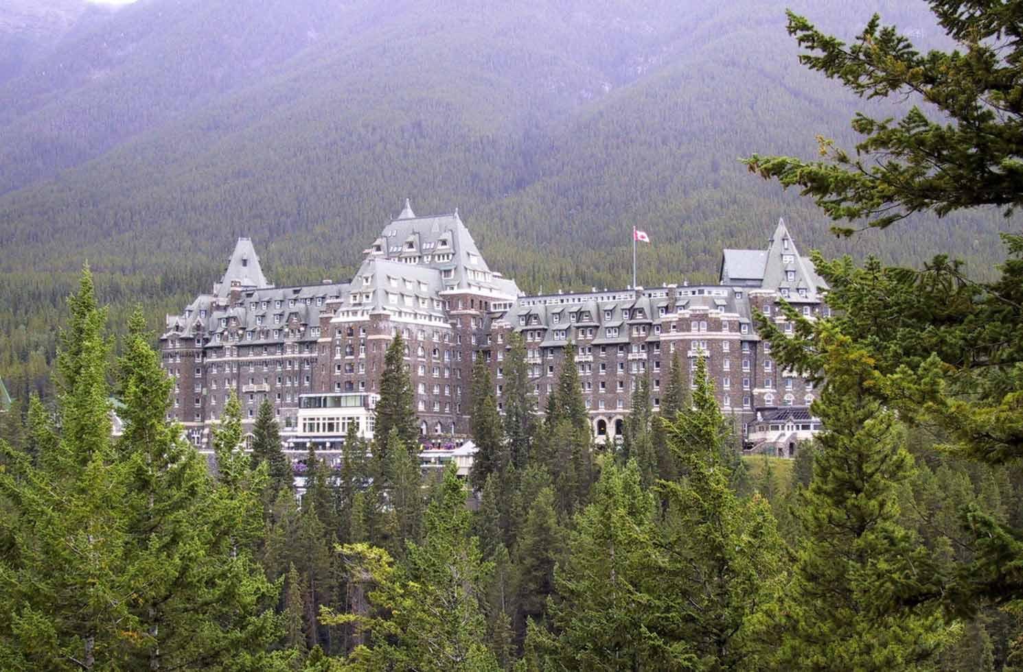 Resort Job in Kanada