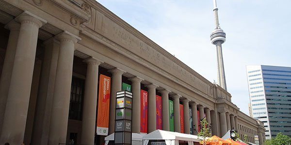 Fernsehturm von Toronto