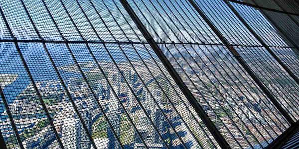 Toronto von oben betrachtet