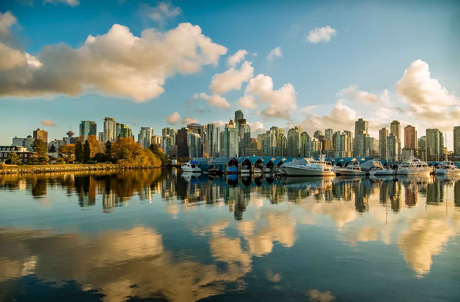Work and Travel Jobs in Vancouver (Kanada)