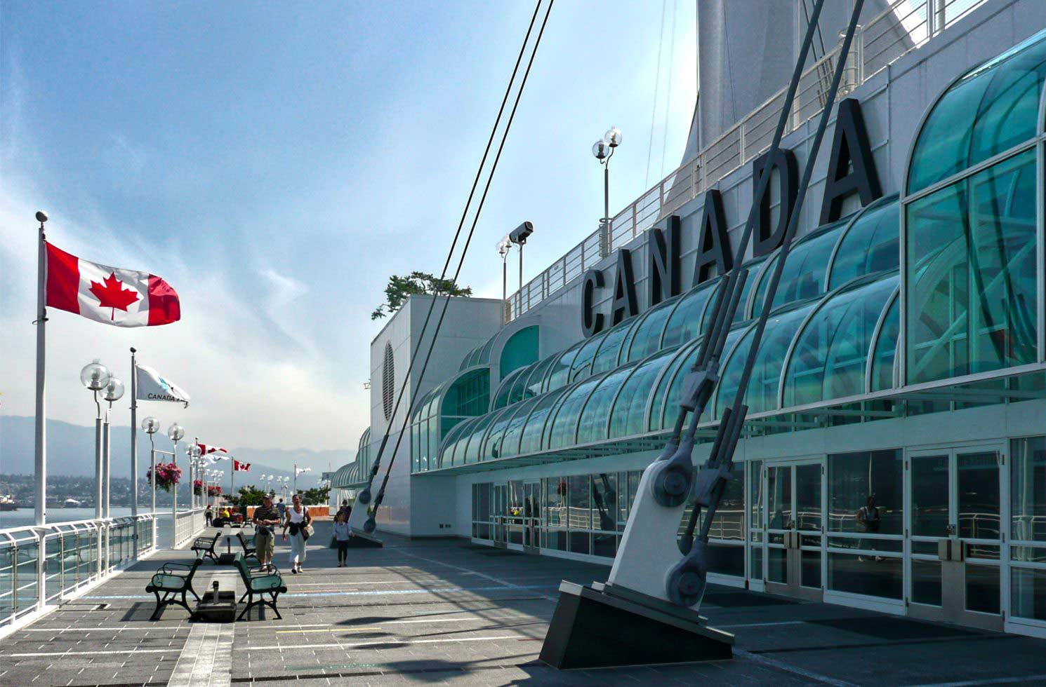Work & Travel Kanada: Visum