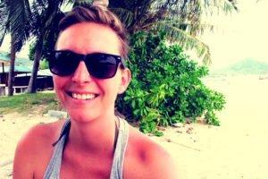 Reisebloggerin Conni Biesalski