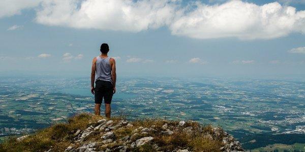 Durch nachhaltiges reisen die Aussichten noch mehr genießen