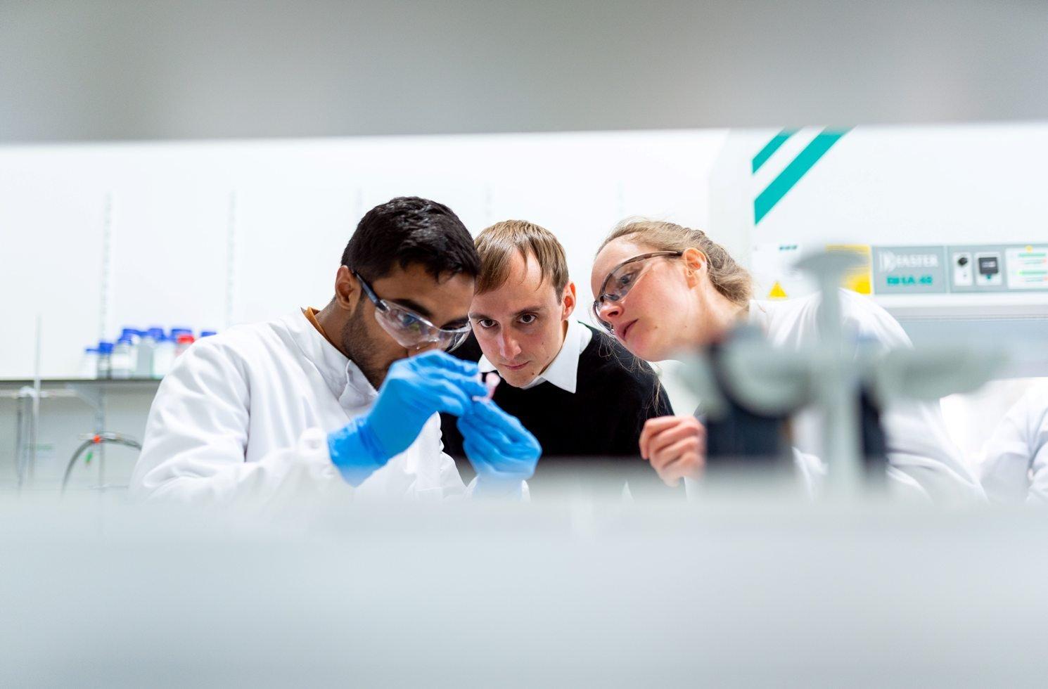 Auslandsjobs in den Naturwissenschaften im Ausland